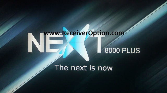 NEXT 8000 PLUS 1506TV 512 4M NEW SOFTWARE WITH NEW XTREAM IPTV OPTION