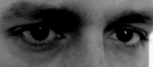 Me, oggi, sabato 24 marzo 2018, ore 9:01:39, un'ora dopo la sveglia. Fresco e riposato.
