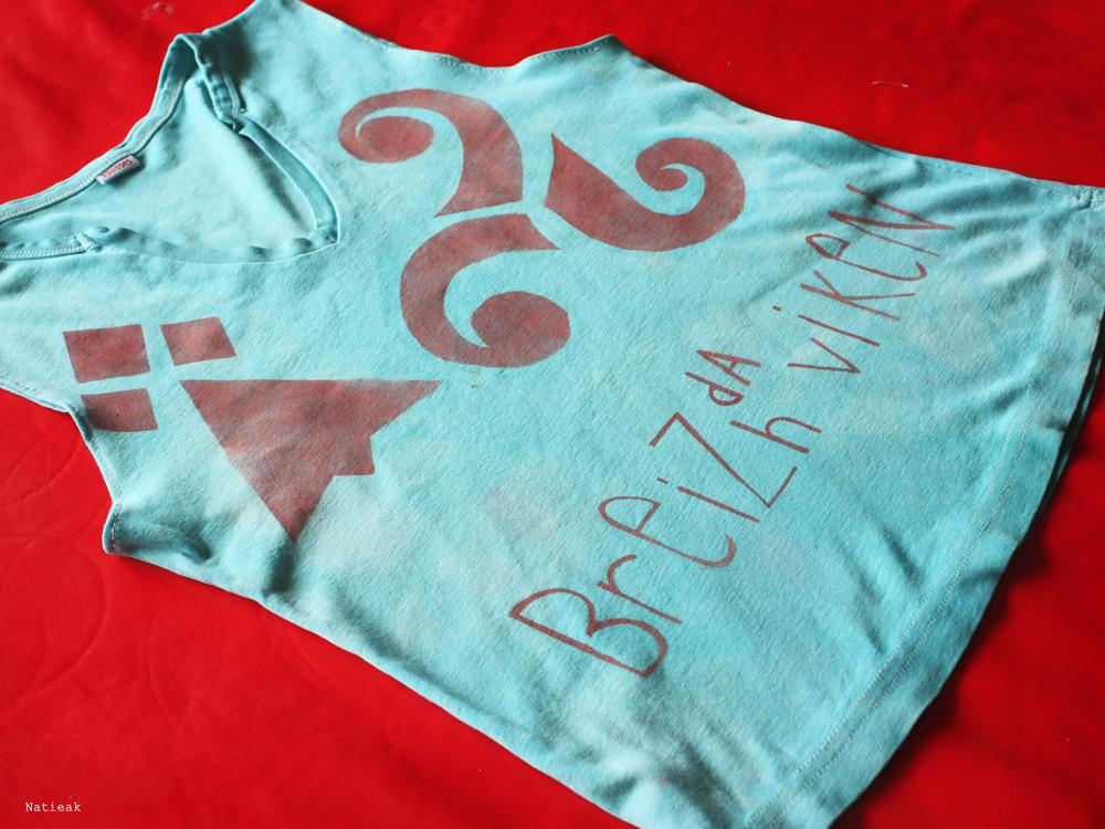 motif breton Breizh da viken