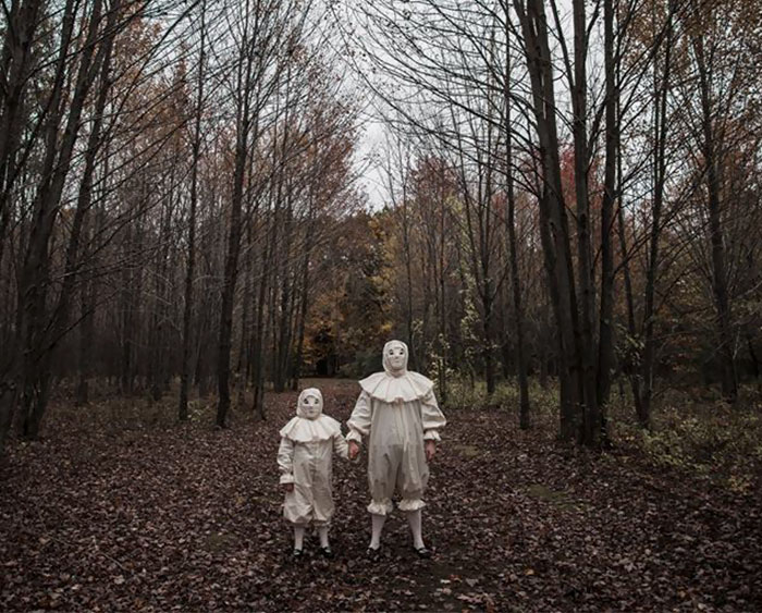 Kostum - Kostum Halloween yang Creepy dan Juga Bikin Ngakak