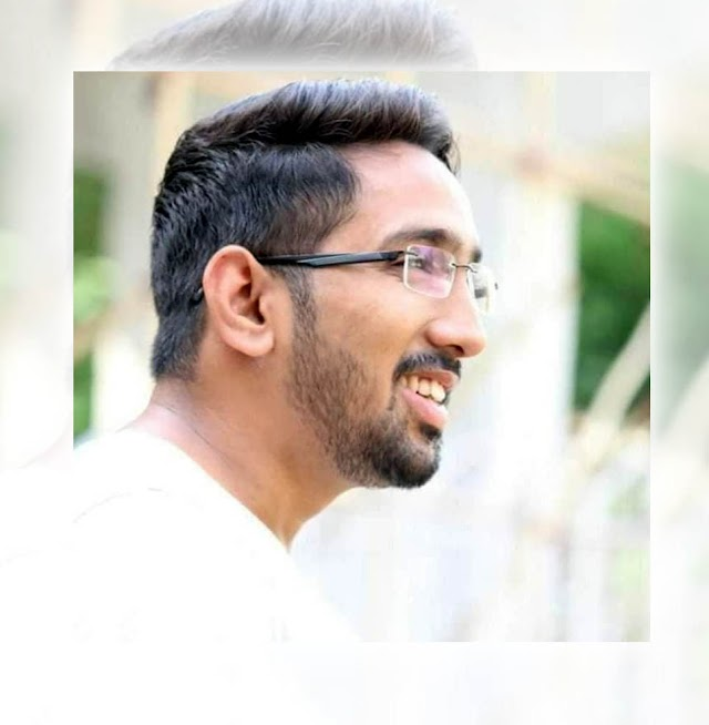 """ब्रेकिंग पत्रवार्ता : खतरनाक """"VIRUS"""" के संक्रमण से शहर के युवा शिक्षक की मौत,रायपुर के एम्स में चल रहा था इलाज,..."""