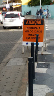 Diretor de obras assegura que medidas foram tomadas para facilitar passagem dos pedestres na Paciência