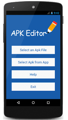 Edit any application    APK Editor Pro v1 8 13 PAID APK is Here
