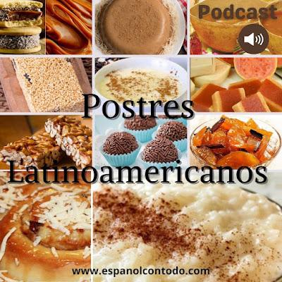Postres Latinoamericanos