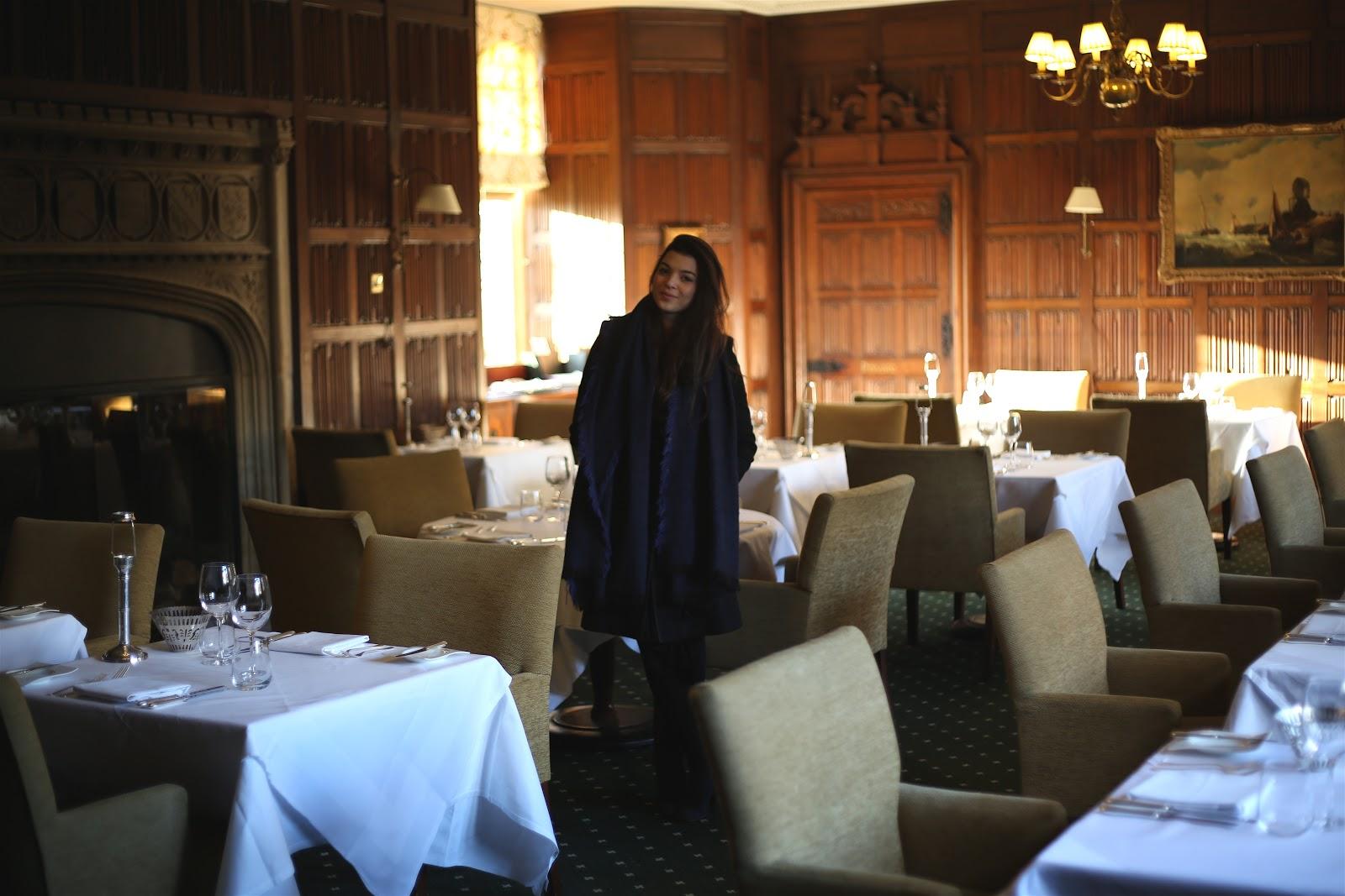 Grand Foyer Zara : Travel rushton hall luxury hotel spa yes to adventure