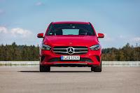 Mercedes-Benz B 250 E plug-in hybrid auto