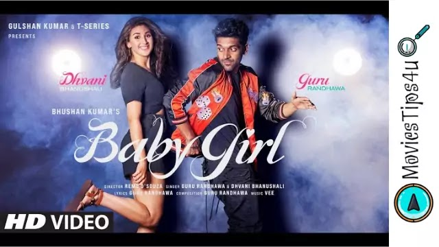 Baby Girl Guru Randhawa Dhvani Bhanushali Song Lyrics