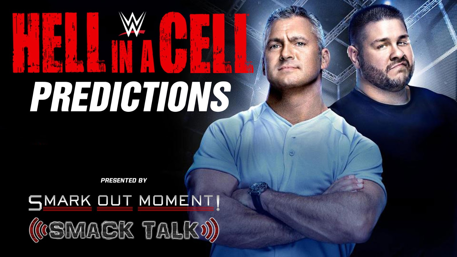 WWE Hell in a Cell 2017 spoilers podcast