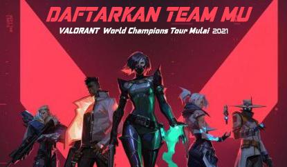 Riot Games Siapkan VALORANT Champions Tour 2021