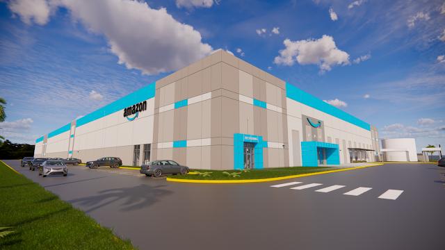 Amazon establecerá centro logístico en Umán para disminuir tiempos de entrega