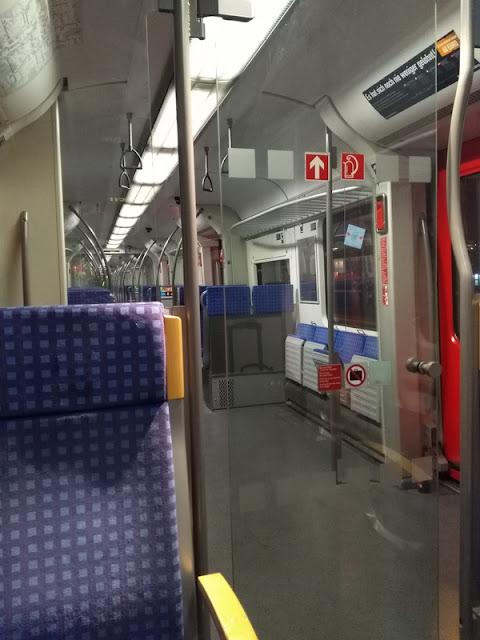 S-Bahn in Troisdorf