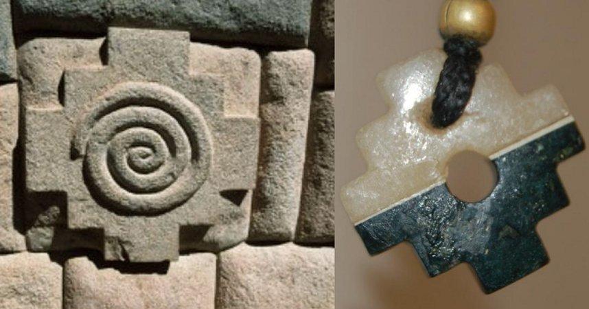 Chakana, Incan Cross