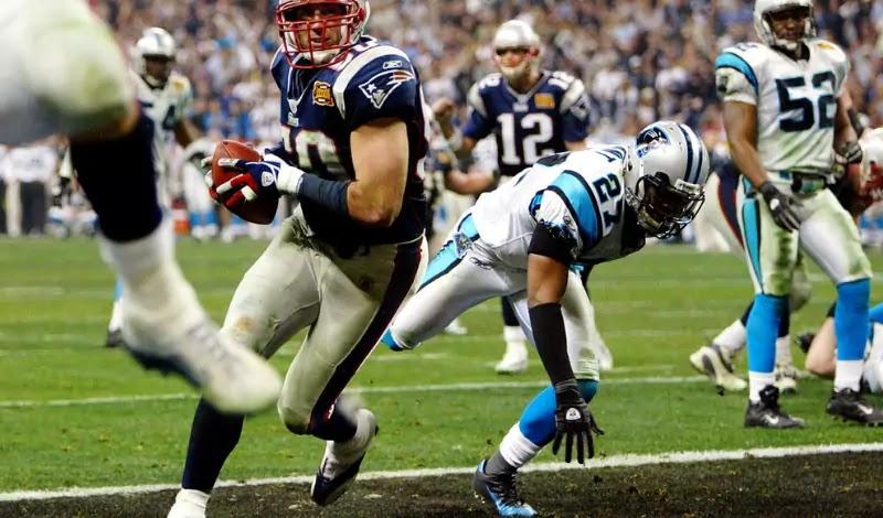 New England Patriots Super Bowl Wins