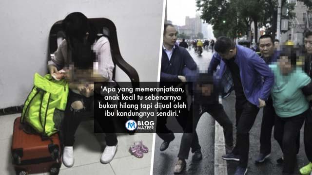 Sanggup Jual Anak Demi Mekap Bernilai RM4,000