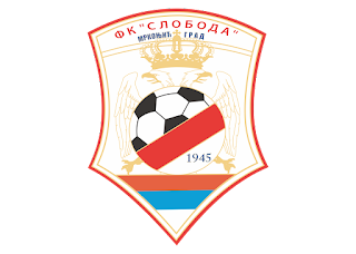 FK Sloboda Mikronjic Grad Logo Vector