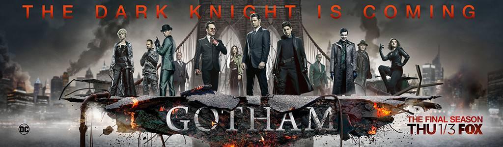 Quinta y última temporada de Gotham