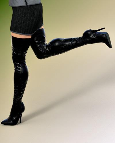 lange laarzen dames