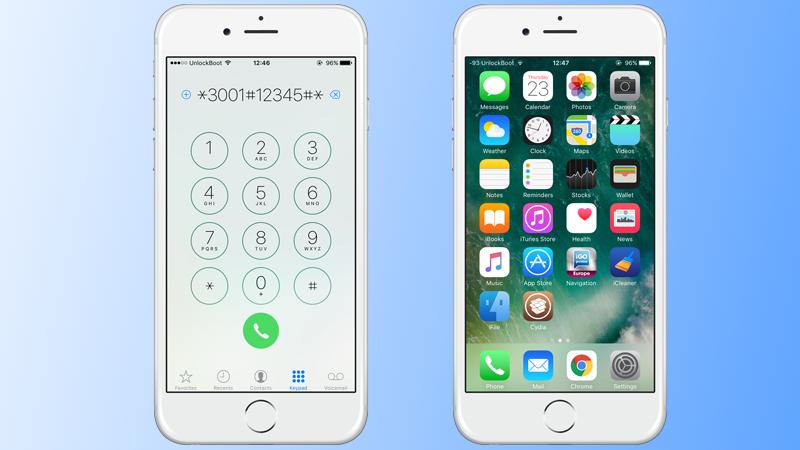 Secret iPhone Codes