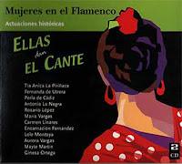 Antonia La Negra, La Piriñaca. Ellas dan el cante