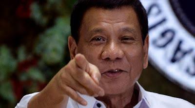 Dikritik Gereja Soal Langkah Pemberantasan Obat Terlarang, Duterte Malah Suruh Uskup dan Pastor Cicipi Sabu