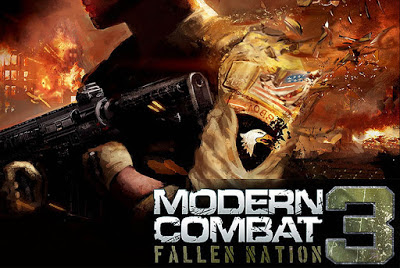 Download Modern Combat 3 Fallen Nation