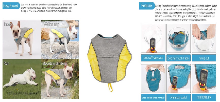 How Can LuckyLuxx Best Dog Cooling Vest Help Your Fur Buddy?