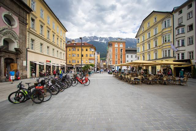 Maria-Theresien-Straße-Innsbruck