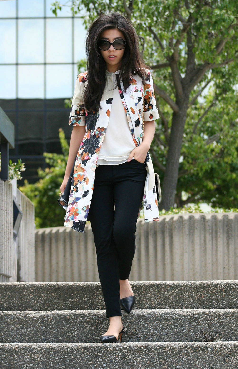 Adrienne Nguyen_Invictus_girly and Classy Banana Republic Fashion