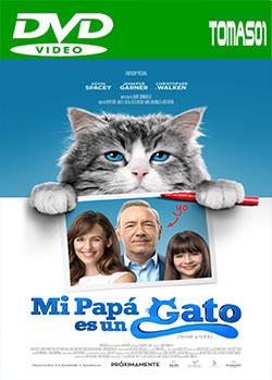 Mi papá es un gato (2016) DVDRip