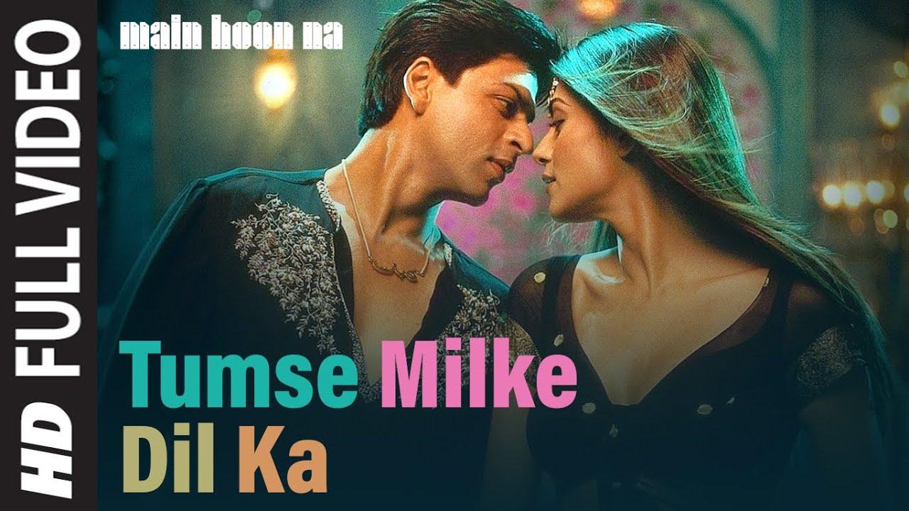 Tumse Milke Dilka Jo Haal Lyrics In Hindi Main Hoon Na