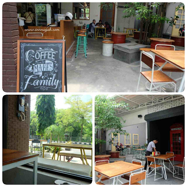 Coffee and beyond pekalongan, review coffee and beyond, kafe di pekalongan, review kafe, kafe untuk ngantor, tempat hangout di pekalongan