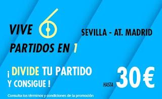 suertia promo sevilla vs Atletico 4-4-2021