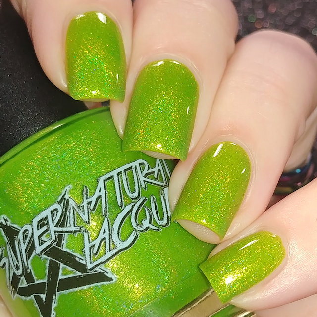 Supernatural Lacquer-Squad Ghouls