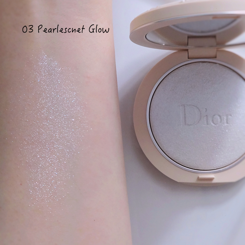 Dior Couture Luminizer Pearlescent Glow (03) swatch