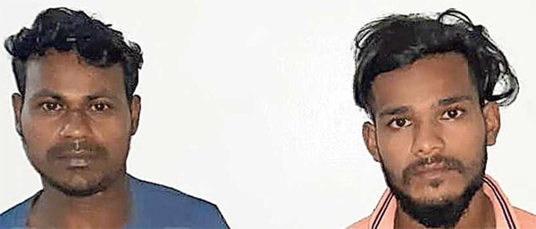 2 arrested on molestation charges, News, Local-News, Molestation, Arrested, Crime, Criminal Case, Police, Arrested, Kerala