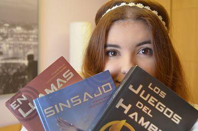 Andreo Rowling booktuber literatura juvenil
