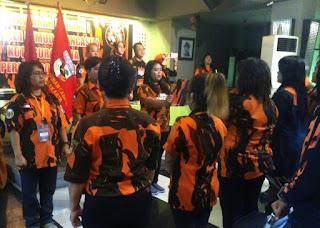 Tingkatkan Peran Perempuan Bersama Kemandirian Srikandi Pemuda Pancasila