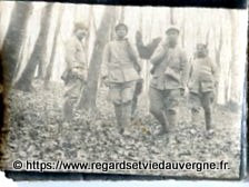 Photos originales : guerre de 1914/1918