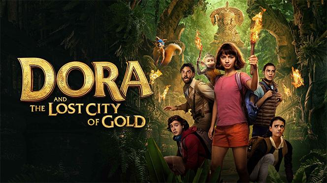 Dora y la ciudad perdida (2019) BDRip Full HD 1080p Latino-Ingles