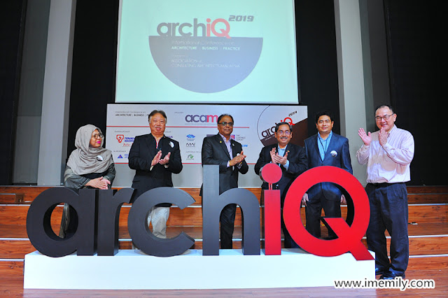 ArchiQ 2019 by Association of Consulting Architects: Malaysia (ACA:M)