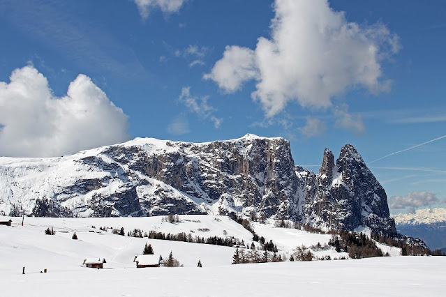 neve alpe di siusi