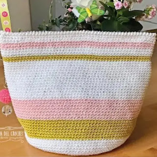 Neceser a Crochet
