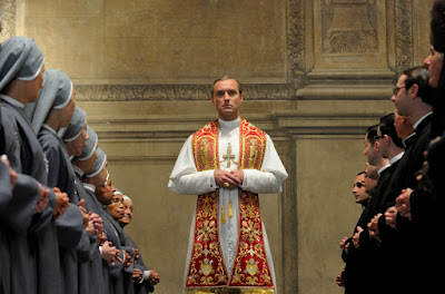 Jude Law in The Young Pope (1)