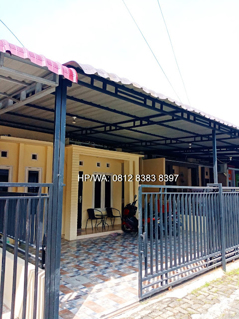 Rumah murah minimalis 620 Juta Di Komplek TPI Ring Road Medan Sumatera Utara