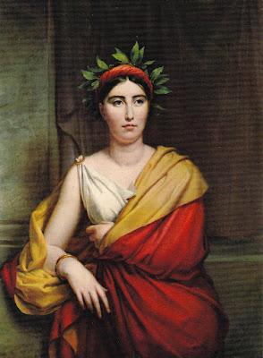 Giuditta Pasta as Bellini's Norma