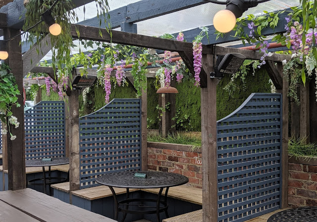 North East Pubs, Cafes & Restaurants with Heated / Covered Outdoor Spaces
