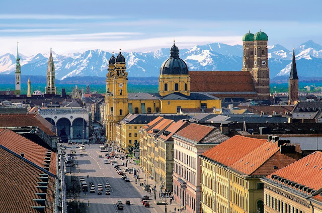 Resultado de imagem para Munique - Alemanha
