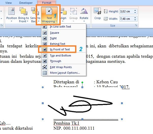 Cara Edit Tanda Tangan Hasil Scan Menjadi Transparan pada ...