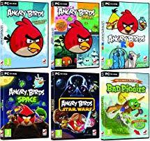 Angry Birds Collection [Preactivado][exe/Portable][Español/Ingles][UL]