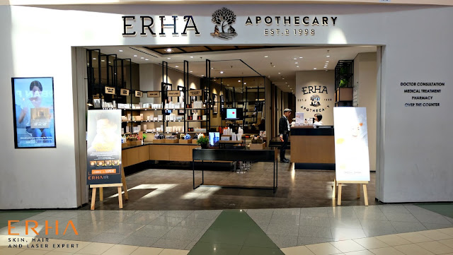 Review Treatment ERHA Truwhite InstaRadiance by IPL